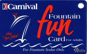 Carnival Victory | Fountain card