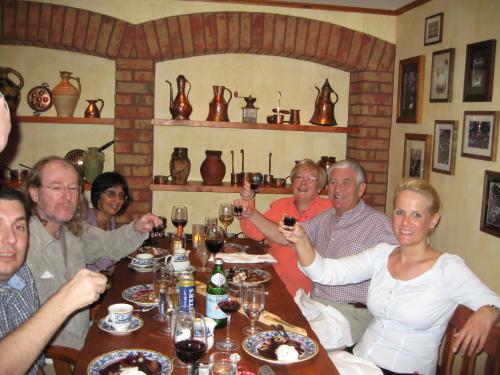 Farewell Dinner La Cucina