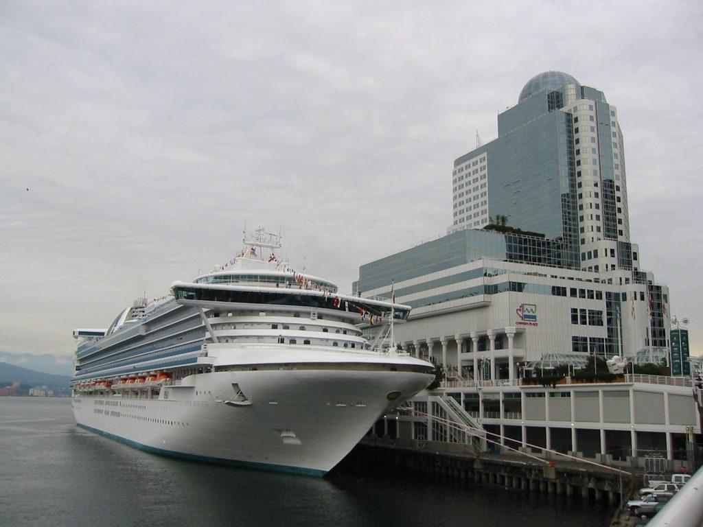 Vancouver to LA | Star Princess | 18.09.2002 - 21.09.2002