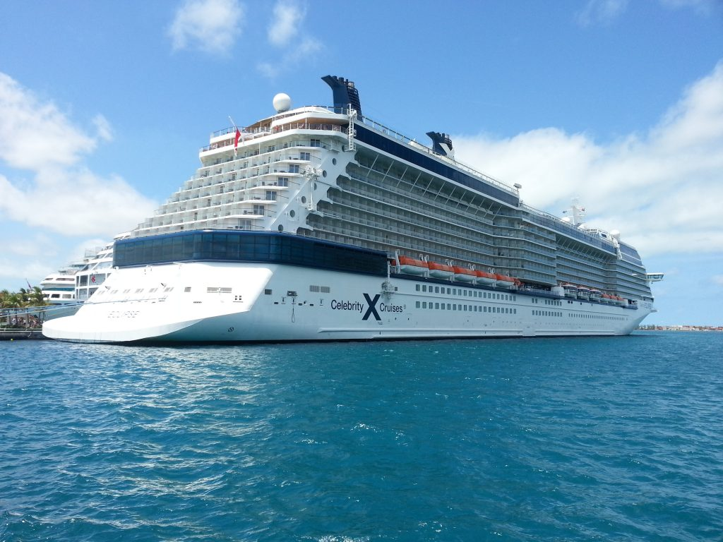 Celebrity Eclipse Trade Winds Transatlantic 2014