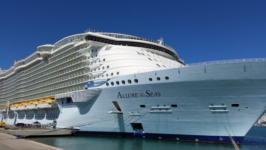 16.04.2015 - 01.05.2015 | Allure of the Seas