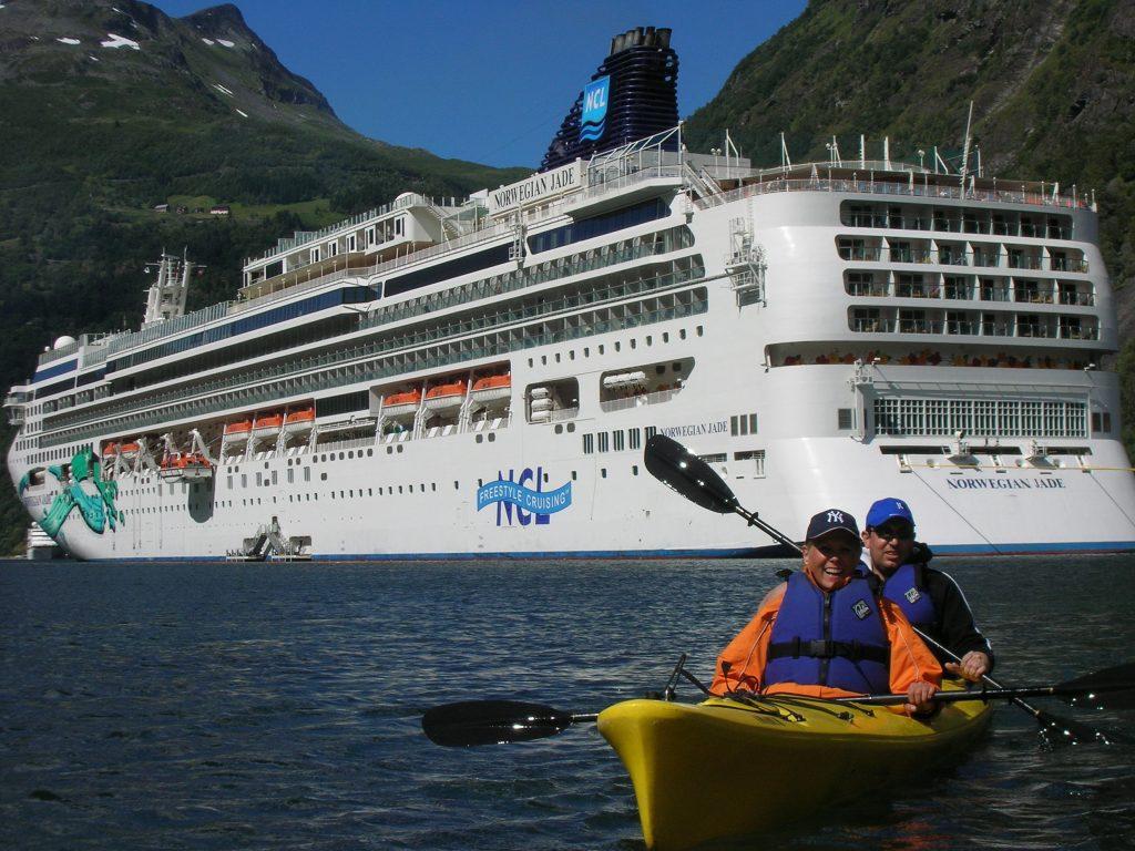 29.06.2008 - 11.07.2008 | Norwegian Jade | Norway