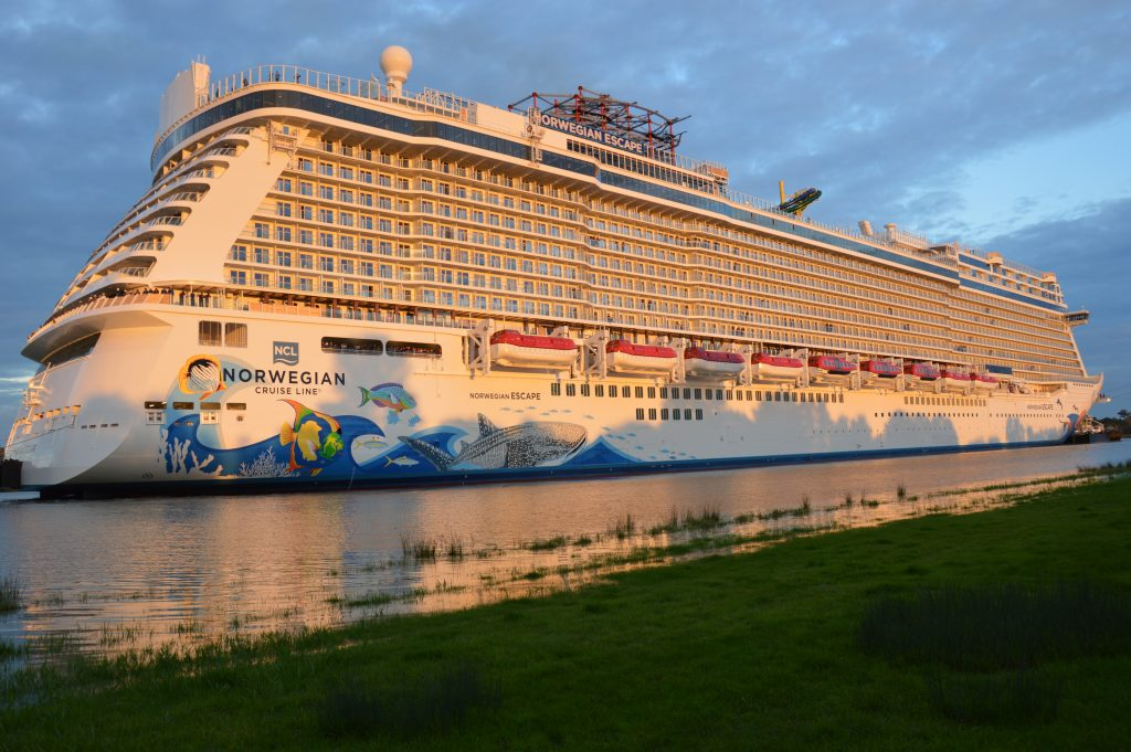 25.10.2015 - 08.11.2015 | Norwegian Escape