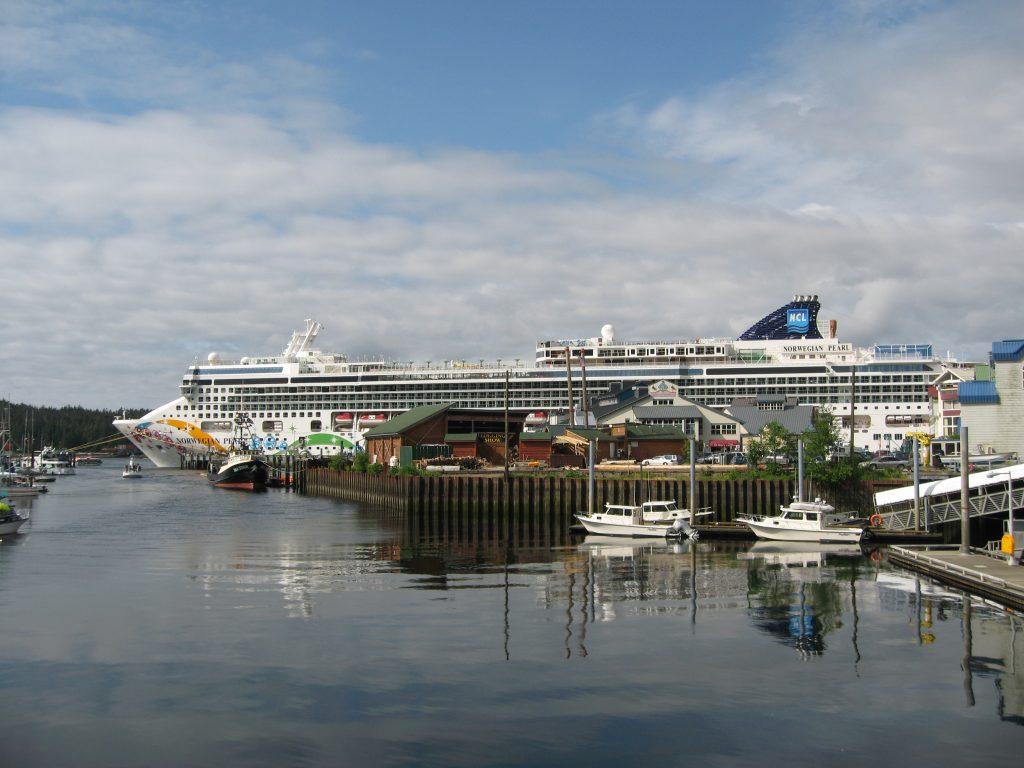 03.06.2007 - 10.06.2007 | Norwegian Pearl | Alaska