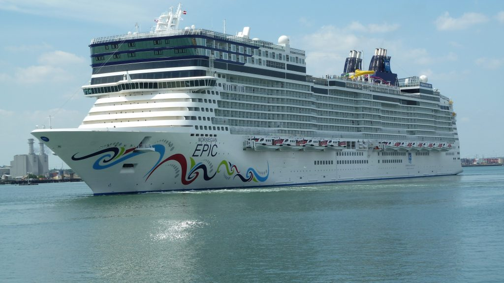 21.06.2010 - 01.07.2010 | Norwegian Epic