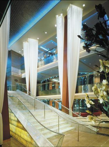 Celebrity Infinity | Grand Foyer
