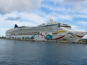 Norwegian Dawn | 10.10.2003